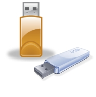 USB sticks/data