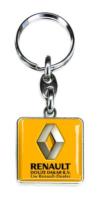 Key chain square