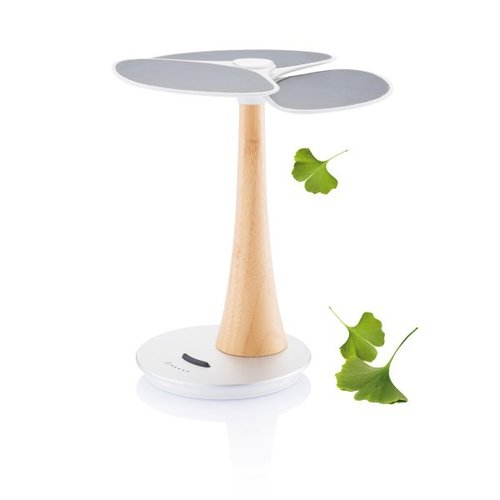 Ginkgo solar tree 4.000 mAh, white