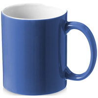 Java Ceramic Mug, Blue