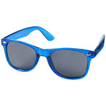 Sun Ray Sunglasses - Crystal Frame, Blue