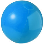 Bahamas solid beach ball, Blue