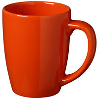 Medellin ceramic mug, Orange