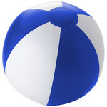 Palma solid beach ball, Royal blue,White