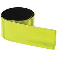 Hitz compliant neon slap wrap, Yellow