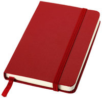 Classic A6 notitieboek, Rood