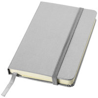 Classic pocket notebook, Silver