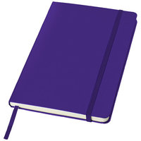 Classic office notebook, Purple