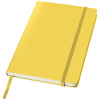 Classic office notebook, Yellow