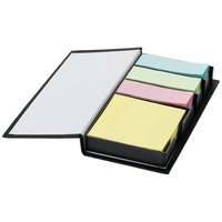 Mestral sticky notes,  solid black