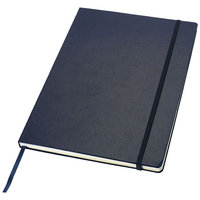 Classic executive A4 notitieboek, blauw