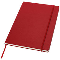 Classic executive A4 notitieboek, Rood