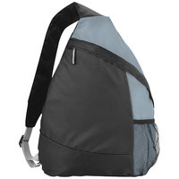 The Armada Sling Backpack,  solid black