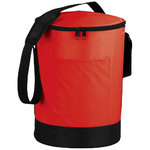 The Bucco Barrel Event Cooler, Red