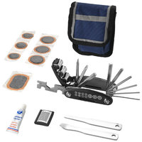 Wheelie bicycle repair kit, Navy