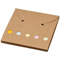 Deluxe accent sticky notes, Natural