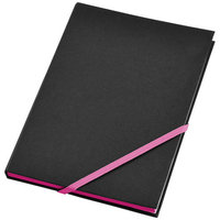 Travers A5 notitieboek, Neon Pink