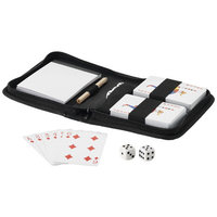 Tronx playing cards,  solid black