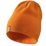 Level beanie, Oranje