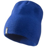 Level beanie, Royal blue