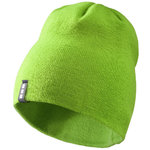 Level beanie, Groen