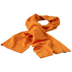 Mark scarf, Orange