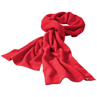 Redwood scarf, Red