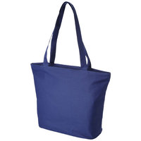Panama beach tote, Royal blue
