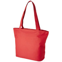 Panama beach tote, Red