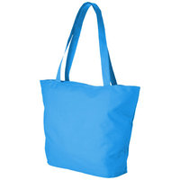 Panama beach tote, Process Blue