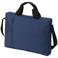 "Tulsa 14"" laptop conference bag, Navy"