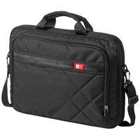 "17"" Laptop and Tablet Case,  solid black"