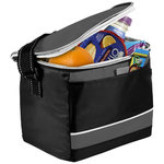 Levi Sport Cooler Bag,  solid black,Grey
