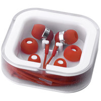 Sargas earbuds, Red
