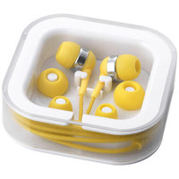 Sargas earbuds, Yellow