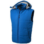 Gravel bodywarmer, Sky blue