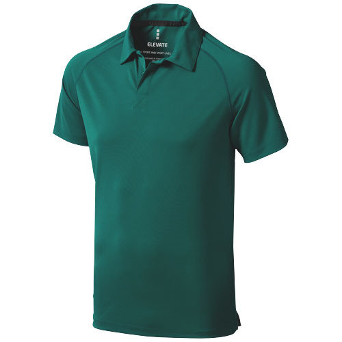 Ottawa heren polo met korte mouwen, Forest green