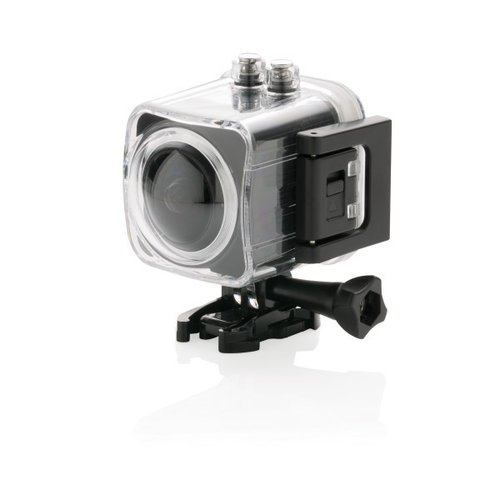360 degrees action camera