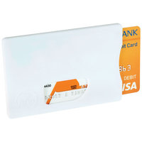 RFID Credit Card Protector, White