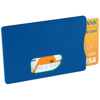 RFID Credit Card Protector, Royal blue
