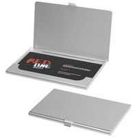 Shanghai business card holder, Silver