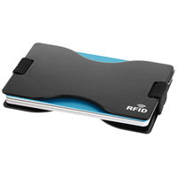 Adventurer RFID card holder,  solid black
