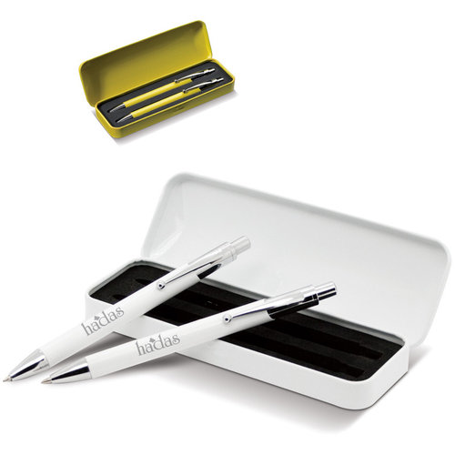Writing Set Rocha, White