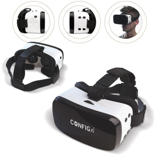 VR-Glasses Exclusive, White