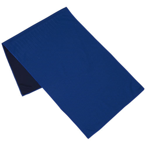 Alpha fitness towel, Royal blue