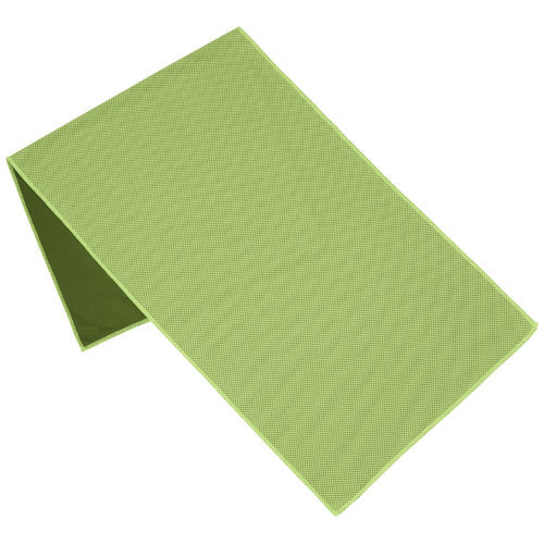 Alpha fitness towel, Lime