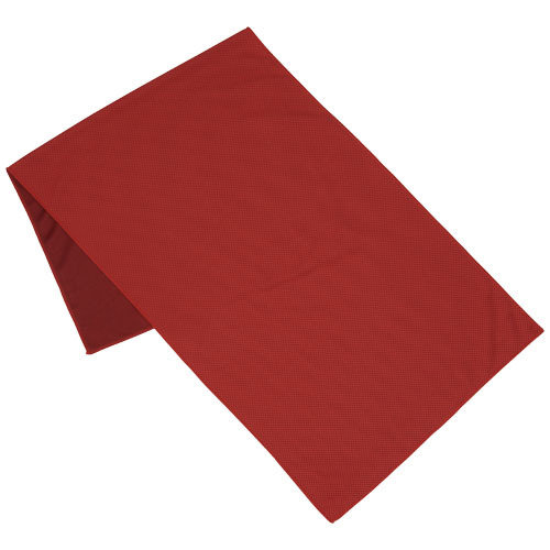 Alpha fitness towel, Red